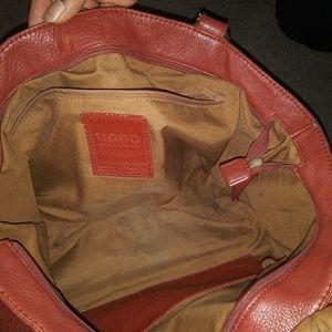 Coach Bags - Coach Red/Orange purse